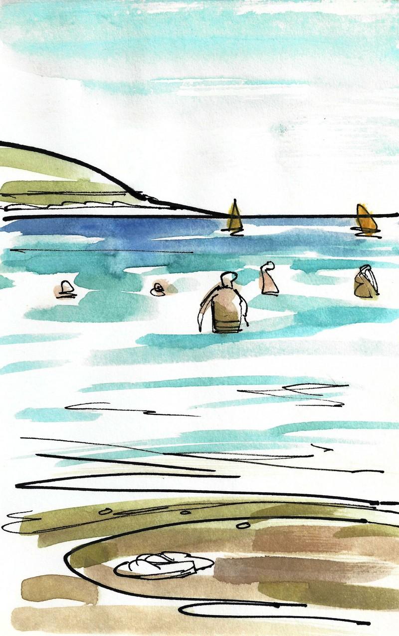 Bathers at Anavyssos