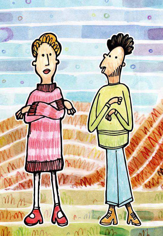 Rupert and Rita